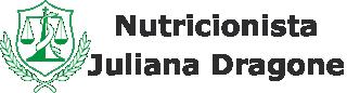 Nutricionista Juliana Dragone - logo